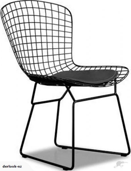 Bertoia Wire Chair ( 3 colours) | Trade Me