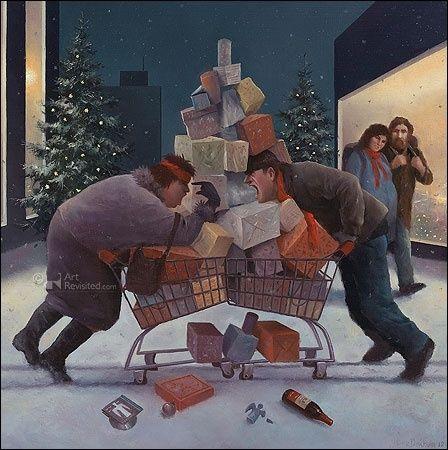 Kerstkaarten Marius Van Dokkum Pictures