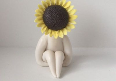 Sunflower Sculptures