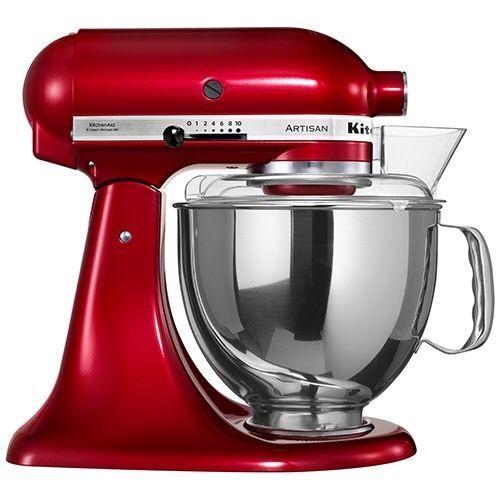 KitchenAid-Artisan-Stand-Mixer-5KSM150PS-Red-Boxed-New