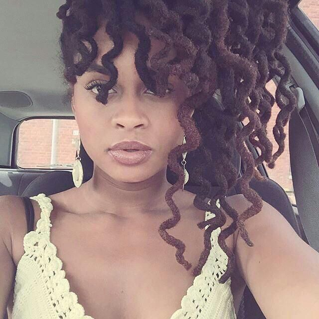 10 Best Images About Lovely Locs & Head Wraps On Pinterest