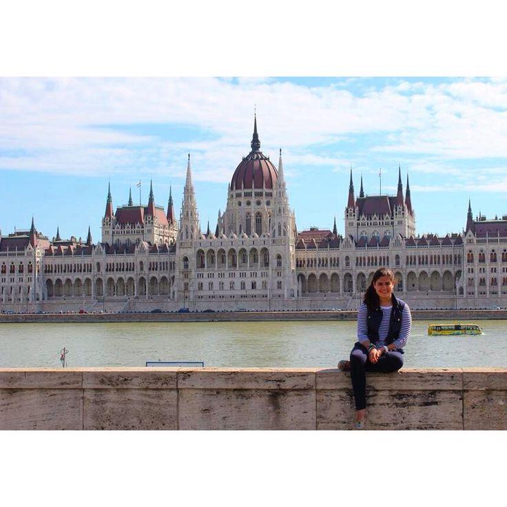 Parlamento de Budapest.