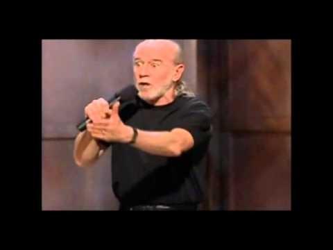 Джордж Карлин   Самая большая порция мотивации за 20 секунд  D