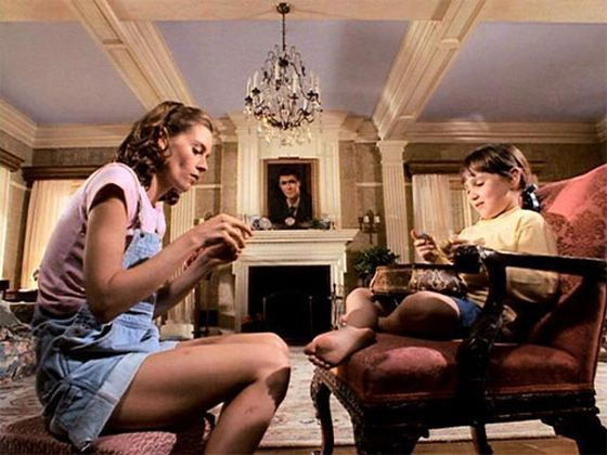 I still love the movie Matilda (and I would still rather like to have Miss Honey's house...)