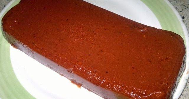 receta bocadillo veleño colombiano.
