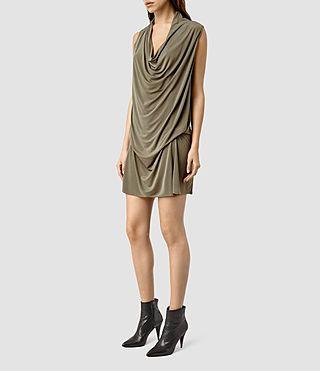 ALLSAINTS: Vestiti da Donna | Maglieria, abiti in seta e in jersey.