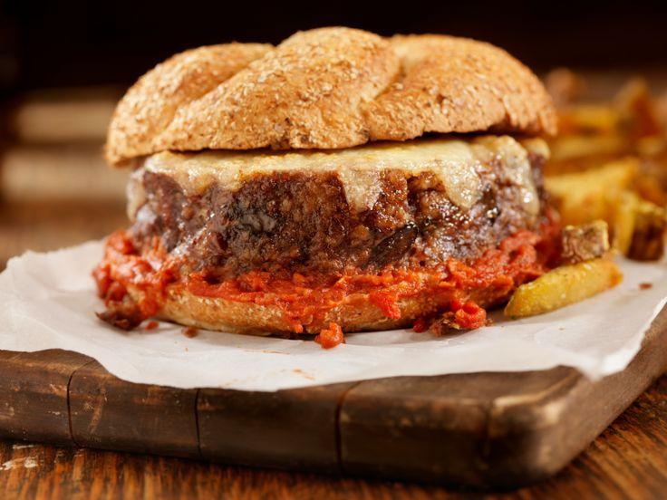 Meatloaf Sandwich