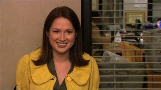 """Which Lady From """"The Office"""" Are You.  I got Erin!"""