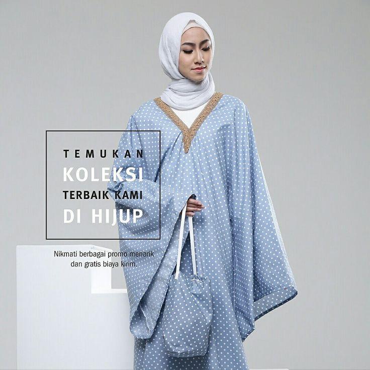 Mukenabaya Azia  Terinspirasi dari sahabat kecil yang tumbuh dewasa bersama  Motif polkadot melambangkan childhood, desain mukena gaun menunjukkan keanggunan wanita  Temukan product terbaik kami dihijup.com dan nikmati gratis ongkos kirim ke seluruh indonesia #hijupareus  https://m.hijup.com/id/products/keywords/Exobrooch  #exobrooch #mukenamukaga #mukenabaya #prayingoutfit #moeslemwear #hijab #hijabers #hijup #fashion #igers #igersindonesia