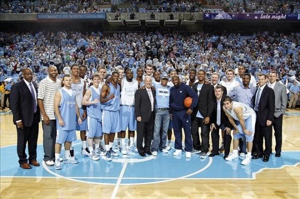 UNC Basketball: Luke Davis Profile