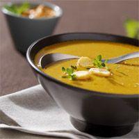 soupe de lentilles libanaise