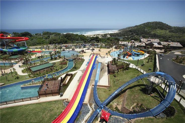 Wild Waves Water Park - Super Bowl, Boomerango Tube, Lazy River, Mat Racer, Aqua Loop and Kidz Zone