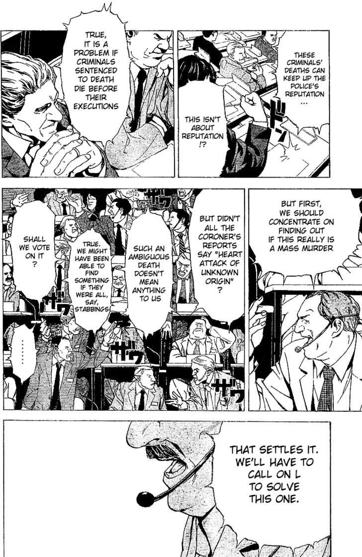 Death Note 2, Death Note 2 Page 6 - Read Free Manga Online at Ten Manga