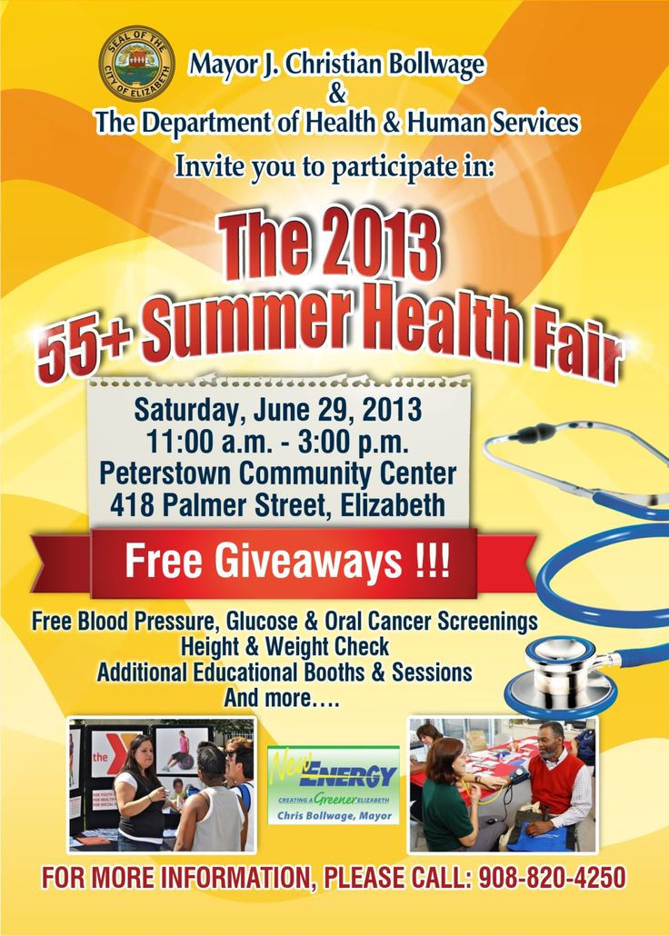 Health Fair Flyer Templates Free Health Fair Flyer Templates Free