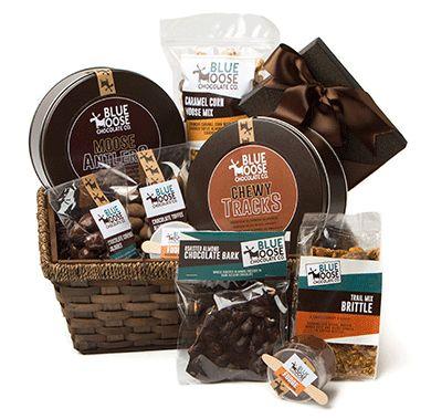 Gift Basket - Holiday Giving