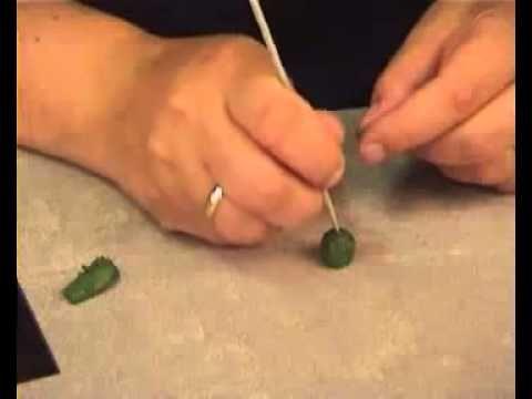 Миниатюры из полимерной глины Чайник - YouTube