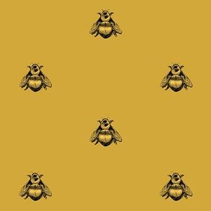 Napoleon bee fabric