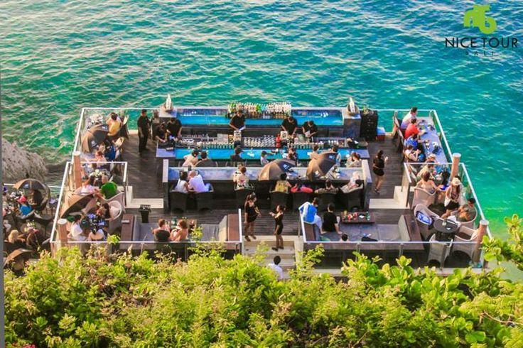 Rock Bar at Ayana Resort and Spa