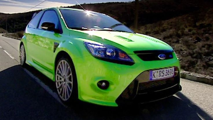 Nice Ford: Testing The Ford Focus ST #TBT - Fifth Gear...  Car Check more at http://24car.top/2017/2017/04/27/ford-testing-the-ford-focus-st-tbt-fifth-gear-car/