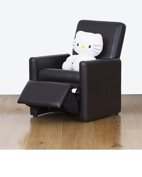 Toddler recliner rocking chair