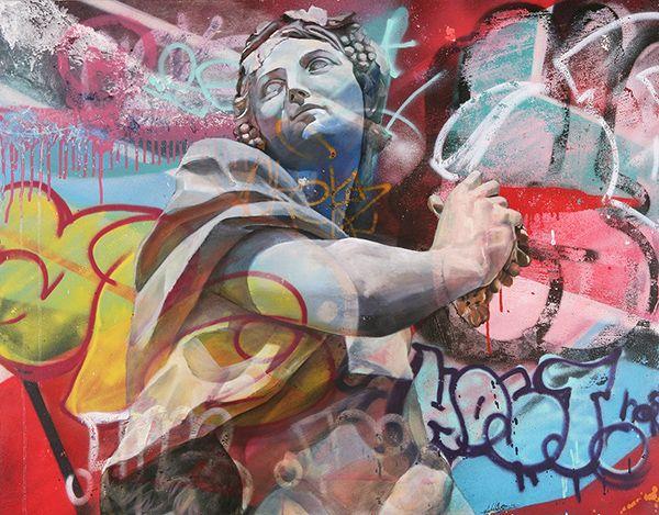 Pichi & Avo, street art clásico (Yosfot blog)