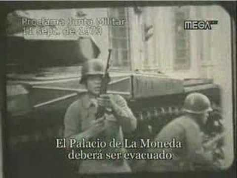 PATRICIO AYLWIN APOYO EL GOLPE MILITAR DE CHILE