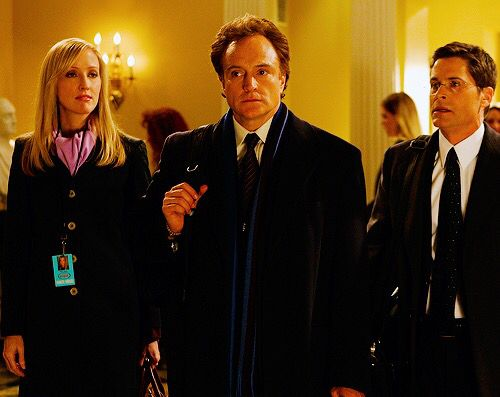 """""""Home sweet home."""" - Donna Moss, Josh Lyman & Sam Seaborn, The West Wing"""