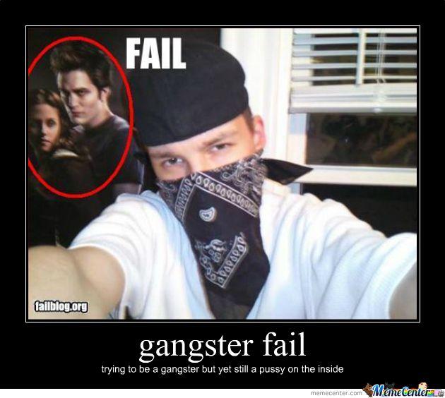 gangsta memes | Gangster Fail