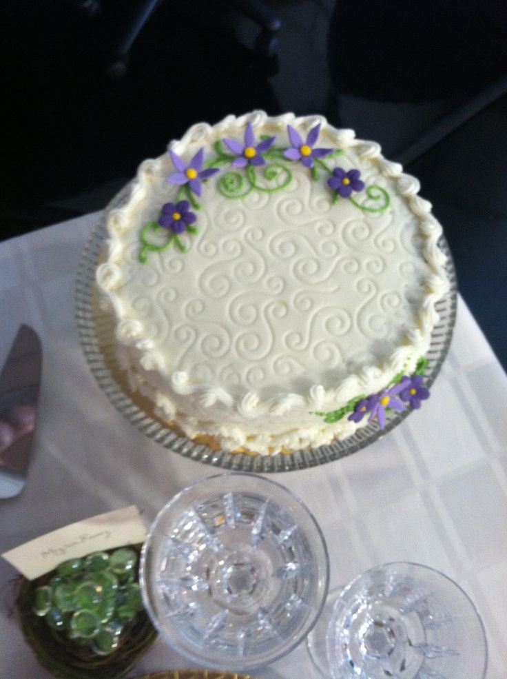Effortless Easter Brunch | Carrot cake deliciousness by The Bakery Off Augusta in Greenville, SC
