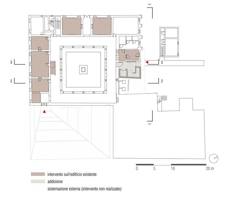 Galería - Ampliación del Convento S. María / LR-Architetti - 17