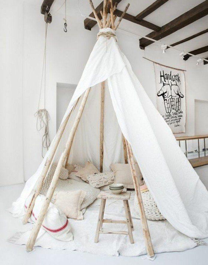 plus de 25 id es uniques dans la cat gorie tente indienne sur pinterest tente enfant tipi. Black Bedroom Furniture Sets. Home Design Ideas