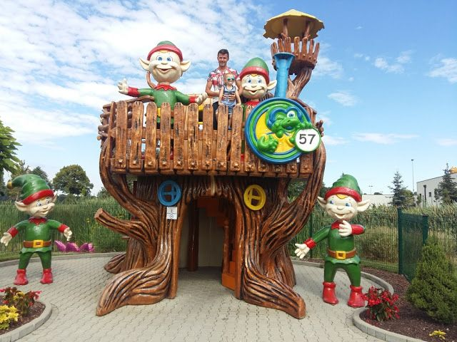 Expedícia - zábavné Poľsko