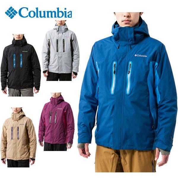 コロンビア(Columbia)  スキー スノーボード ウェア(メンズ)  フロストフリージャケット PM5239  価格18,522円 (税込) 送料込  ヒマラヤ楽天市場店