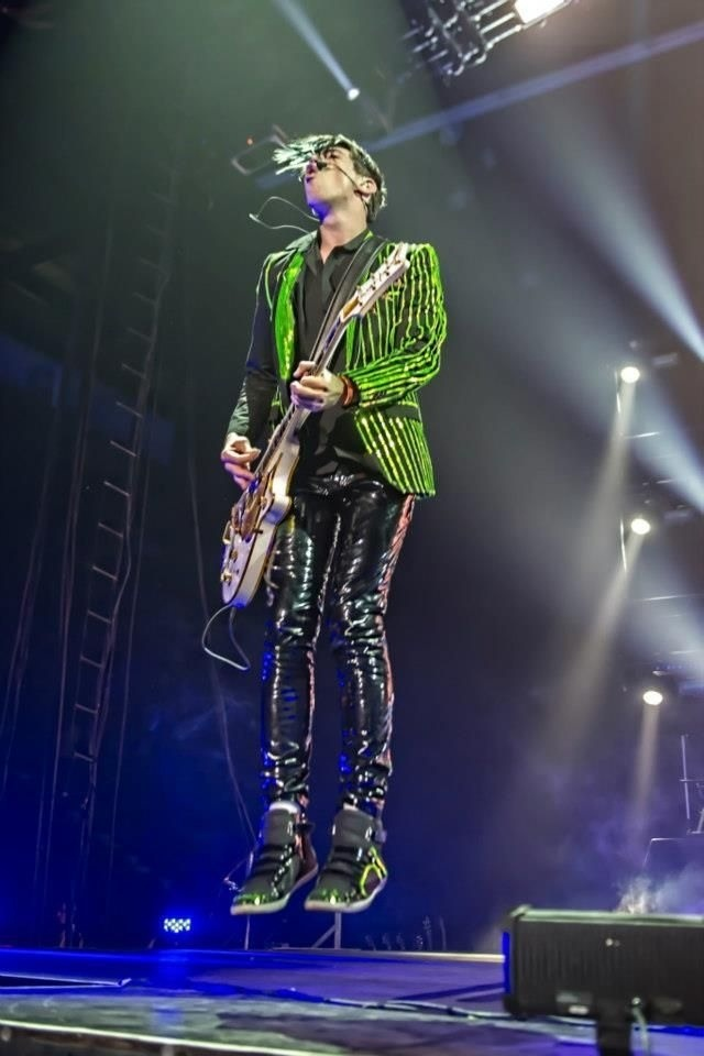 Awesome picture of Josh Ramsay