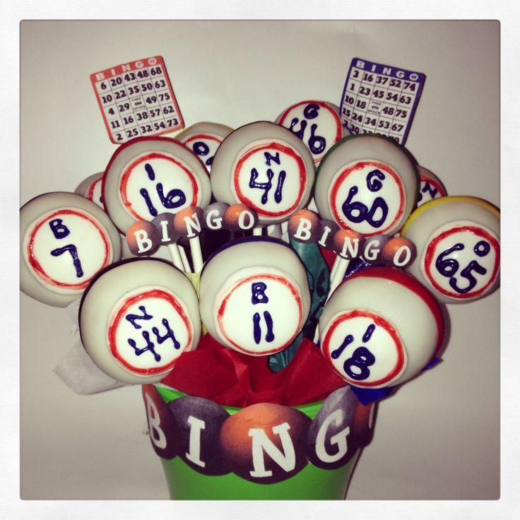 Easy Party Ideas: A Bingo Themed Party!  |Bingo Party Snacks