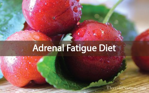 An Adrenal Fatigue Diet is important for anyone who has experienced adrenal burn out. Click here to see what TO eat and what NOT to eat!