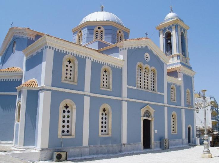 The church of Agios Nikolaos Flarios in #Kalamata #Greece