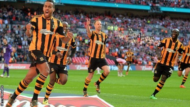 Hull will face Arsenal in their first FA Cup final after twice coming from behind to win an eight-goal thriller against Sheffield United.