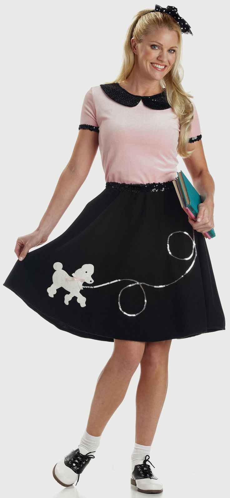 How To Make A Poodle Skirt That Became Trend In The 50s