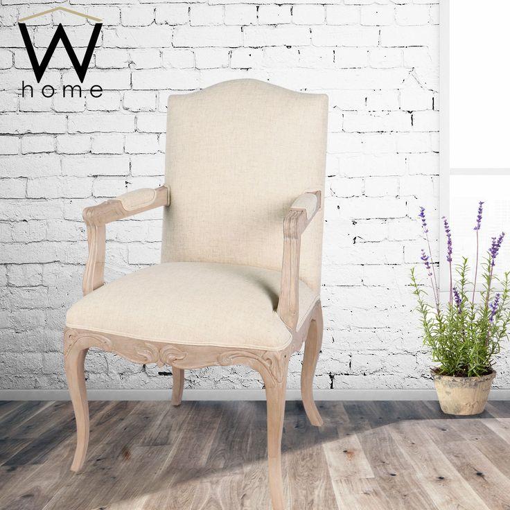 Kursi Eleonore adalah versi kursi ini yang duduk di kepala meja. Dirancang khusus untuk memenuhi kebutuhan gaya dan kenyamanan Anda, dengan menggunakan kayu Mindi, dan tukang kayu yang menggunakan metode tradisional sehingga menjamin kekuatan pada konstruksinya. Sandaran bagian belakang yang dibuat tinggi dan berlengan sangat cocok untuk pesta makan malam dan pertemuan keluarga yang panjang. Skema warna kontemporer menggabungkan cat Taupe yang halus dan kain alami berwarna krem. Bentuk kursi…
