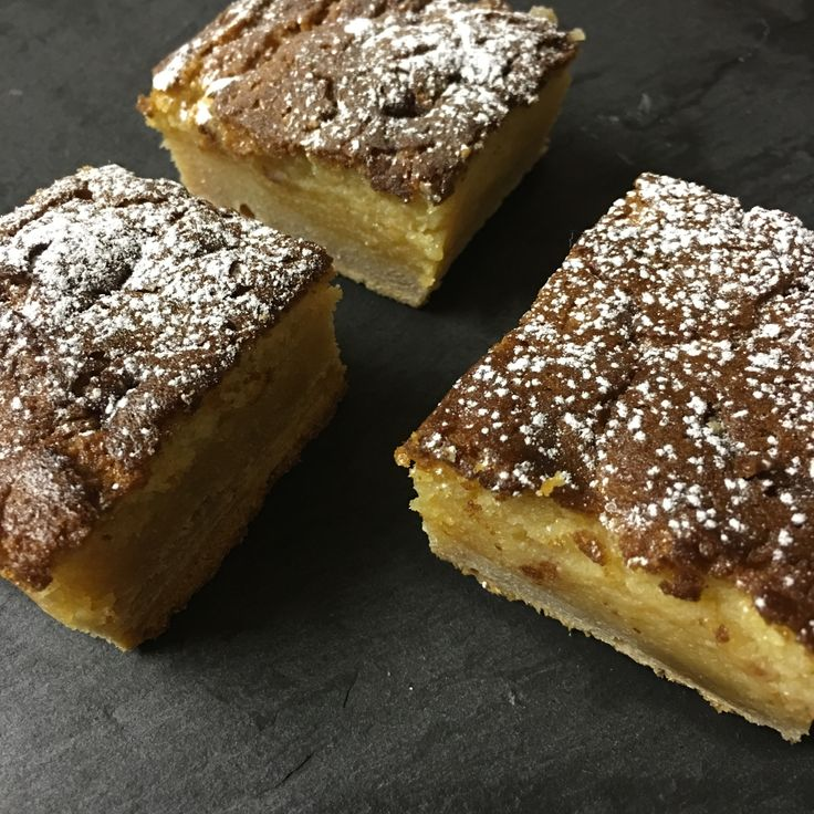 There is nothing more satisfying than spending time baking something yummy and filling for my family and friends. This gooey butter cake ticks all the boxes
