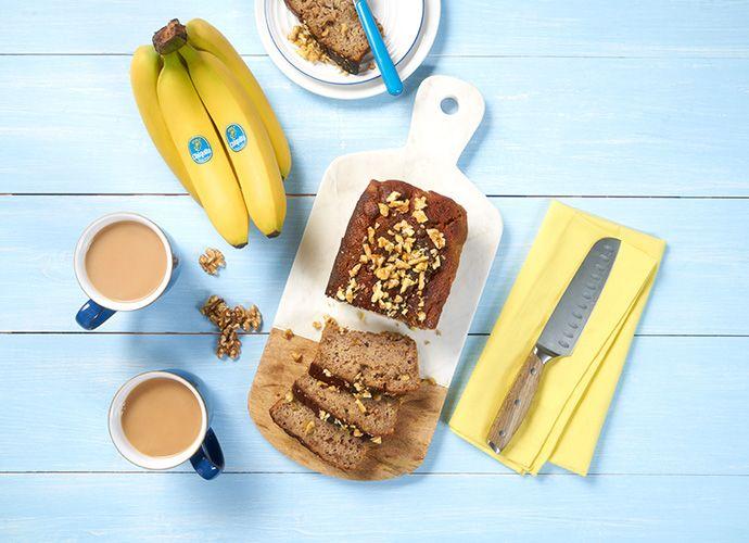 Moist Old-Fashioned Chiquita Banana Nut Loaf
