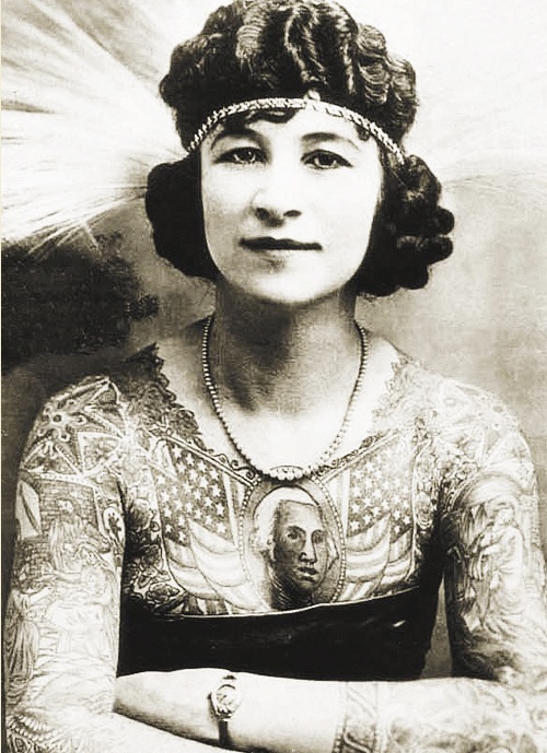 *Artoria Gibbons, 1920s