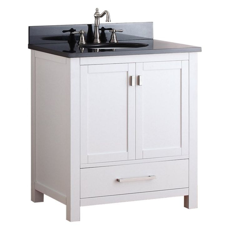 bathroom vanity without sink top. Avanity MODERO VS30 WT Modero 30 in  Single Bathroom Vanity A The 25 best vanities without tops ideas on Pinterest