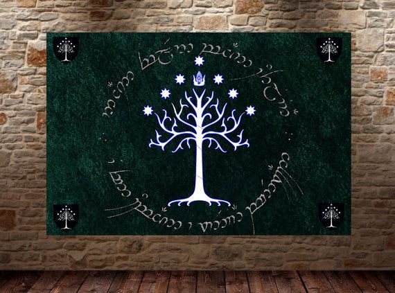 Lord Of The Rings Royal Sigil Of Aragorn By