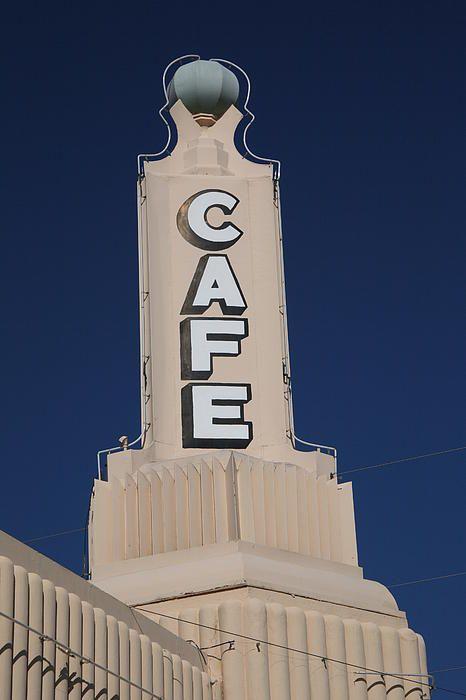 Route 66 Cafe, Shamrock, Texas
