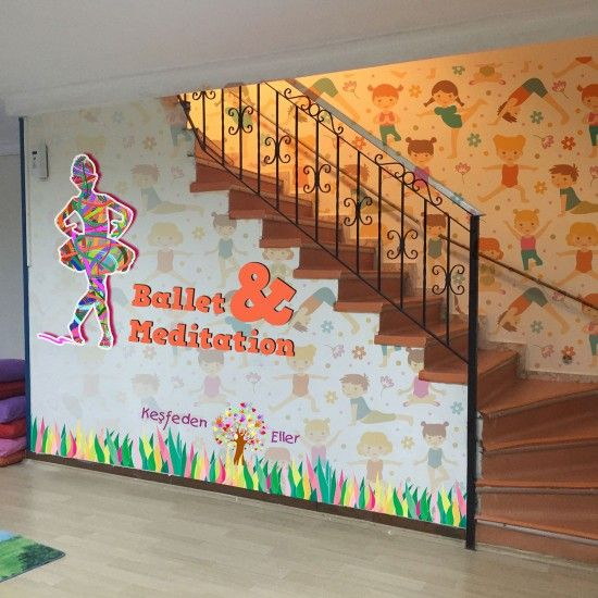 Merdiven Duvarları #1