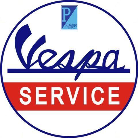 MOTORCYCLE - VESPA PIAGGIO - Service