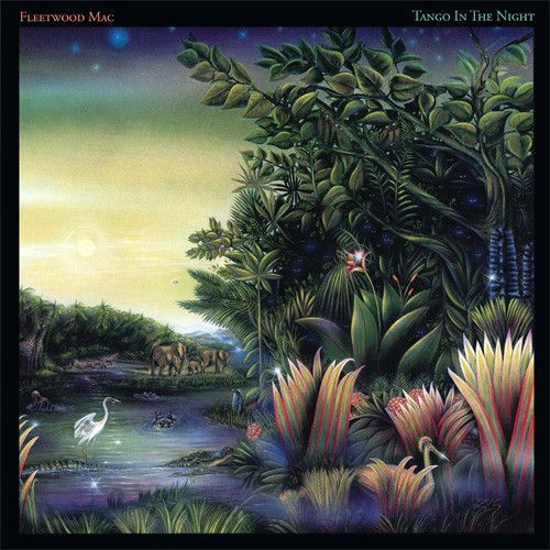 Fleetwood Mac - Tango In the Night 3CD, 1 DVD & Vinyl 1LP