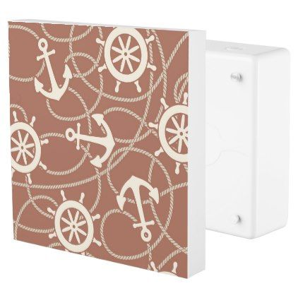 #personalize - #Beach anchor ships wheel pattern outlet cover